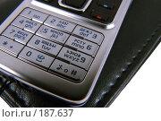 Купить «Телефонная клавиатура», фото № 187637, снято 14 января 2008 г. (c) Морозова Татьяна / Фотобанк Лори