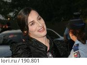 Купить «Знаменитости. Амира Казар», фото № 190801, снято 25 мая 2006 г. (c) Денис Макаренко / Фотобанк Лори