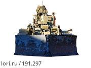 Купить «Военная техника. Изоляция на белом фоне.», фото № 191297, снято 21 октября 2007 г. (c) Катыкин Сергей / Фотобанк Лори