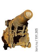 Купить «Военная техника. Изоляция на белом фоне.», фото № 191305, снято 21 октября 2007 г. (c) Катыкин Сергей / Фотобанк Лори