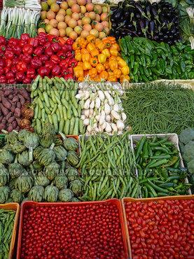 Купить «Овощи», фото № 194785, снято 25 ноября 2007 г. (c) Maria Kuryleva / Фотобанк Лори