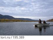 Купить «На Волжских протоках», фото № 195389, снято 21 октября 2007 г. (c) Николай Федорин / Фотобанк Лори