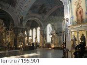 Купить «В церкви», фото № 195901, снято 23 декабря 2007 г. (c) Бондаренко Сергей / Фотобанк Лори
