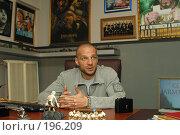 Купить «Юсуп Бахшиев», фото № 196209, снято 20 сентября 2003 г. (c) Константин Куцылло / Фотобанк Лори