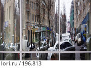 Отражение в витрине, фото № 196813, снято 21 декабря 2006 г. (c) Андрей Ерофеев / Фотобанк Лори