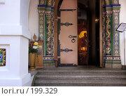 Купить «Двери храма открыты», фото № 199329, снято 2 сентября 2007 г. (c) Александр Ерёмин / Фотобанк Лори
