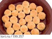 Купить «Круглое печенье», фото № 199357, снято 7 февраля 2008 г. (c) Угоренков Александр / Фотобанк Лори