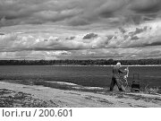 Купить «Художник пейзажист», фото № 200601, снято 22 июля 2007 г. (c) Николай Федорин / Фотобанк Лори
