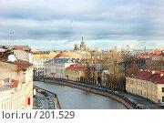 Купить «Город», фото № 201529, снято 8 ноября 2006 г. (c) Марина Дмитриевых / Фотобанк Лори