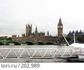 Купить «Биг Бен. Лондон. Великобритания», фото № 202989, снято 28 сентября 2007 г. (c) Екатерина Овсянникова / Фотобанк Лори