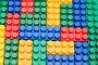 Детали разноцветного конструктора, макро, фото № 204477, снято 18 февраля 2008 г. (c) Угоренков Александр / Фотобанк Лори
