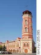 Купить «В прошлом - пожарная часть, 1897 год», фото № 205085, снято 5 августа 2006 г. (c) Владимир Гуторов / Фотобанк Лори