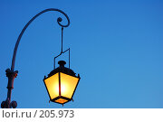 Купить «Фонарь», фото № 205973, снято 16 февраля 2008 г. (c) Марина Дмитриевых / Фотобанк Лори