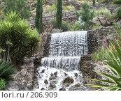 Купить «Водопад в тропиках», фото № 206909, снято 22 марта 2007 г. (c) Алёна Фомина / Фотобанк Лори