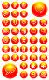 Набор иконок, иллюстрация № 207521 (c) Валерия Потапова / Фотобанк Лори