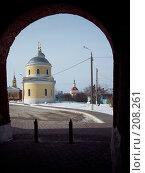 Коломенский кремль (2008 год). Стоковое фото, фотограф Алексей Лоцман / Фотобанк Лори