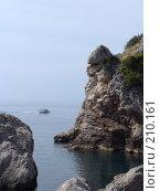Купить «Скалы», фото № 210161, снято 24 сентября 2007 г. (c) УНА / Фотобанк Лори