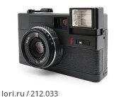 Купить «Фотоаппарат советских времен», фото № 212033, снято 27 февраля 2008 г. (c) Валерий Александрович / Фотобанк Лори