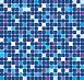 Фон в голубых тонах. Растровая версия векторной иллюстрации, иллюстрация № 214097 (c) Ольга С. / Фотобанк Лори