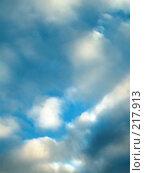 Купить «Голубое небо», фото № 217913, снято 19 февраля 2020 г. (c) ElenArt / Фотобанк Лори