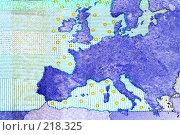 Купить «Евро. Фрагмент», фото № 218325, снято 17 августа 2018 г. (c) ElenArt / Фотобанк Лори