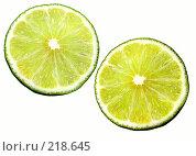 Купить «Дольки лимона», фото № 218645, снято 22 мая 2018 г. (c) ElenArt / Фотобанк Лори