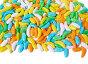 Фон из мелких разноцветных конфет, фото № 220913, снято 7 марта 2008 г. (c) Майя Крученкова / Фотобанк Лори