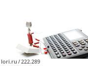 Купить «Продвинутый пользователь и карманный переводчик», фото № 222289, снято 29 февраля 2008 г. (c) Павел Савин / Фотобанк Лори