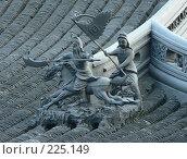 Купить «Воины китайского императора», фото № 225149, снято 23 октября 2018 г. (c) Вера Тропынина / Фотобанк Лори