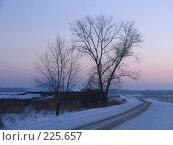Окраина поселка Светлый. Стоковое фото, фотограф Сергей Ильков / Фотобанк Лори