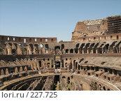 Купить «Рим.Италия Колизей изнутри», фото № 227725, снято 20 июля 2007 г. (c) Татьяна Чурсина / Фотобанк Лори