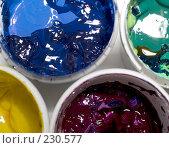 Купить «Краска, крупный план», фото № 230577, снято 22 марта 2008 г. (c) Семенюк Виталий / Фотобанк Лори