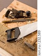 Инструмент плотников. Стоковое фото, фотограф Кравецкий Геннадий / Фотобанк Лори