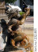 Купить «Фонтан. Канны. Франция», фото № 232801, снято 7 марта 2005 г. (c) Екатерина Овсянникова / Фотобанк Лори