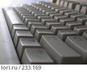 Купить «Клавиатура крупным планом», фото № 233169, снято 17 марта 2006 г. (c) Филин Константин / Фотобанк Лори