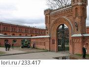 Купить «Санкт-Петербург.  Артиллерийский музей», фото № 233417, снято 10 мая 2005 г. (c) Александр Секретарев / Фотобанк Лори