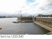 Купить «Санкт-Петербург. Вид на Неву и Петропавловскую крепость», фото № 233541, снято 10 мая 2005 г. (c) Александр Секретарев / Фотобанк Лори