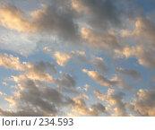 Купить «Небо», фото № 234593, снято 2 июля 2006 г. (c) Светлана Секерина / Фотобанк Лори