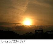 Купить «Солнце», фото № 234597, снято 3 октября 2007 г. (c) Светлана Секерина / Фотобанк Лори