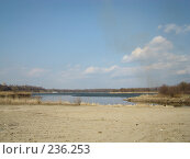 Купить «Река Цна», фото № 236253, снято 29 марта 2008 г. (c) Карелин Д.А. / Фотобанк Лори