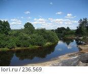 Купить «Летний день на реке», фото № 236569, снято 16 июня 2007 г. (c) Юлия Козинец / Фотобанк Лори