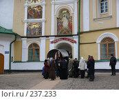 Купить «Успенский Собор Печорского монастыря», фото № 237233, снято 24 февраля 2008 г. (c) Наталья Ярошенко / Фотобанк Лори