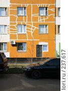 Купить «Замазанные трещины», фото № 237617, снято 30 марта 2008 г. (c) Игорь Веснинов / Фотобанк Лори