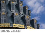 Купить «Истра. Воскресенский собор Ново-Иерусалимского монастыря. Купол. Вид с запада», фото № 238833, снято 29 марта 2008 г. (c) Julia Nelson / Фотобанк Лори