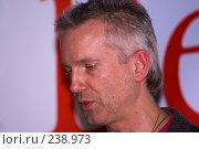Купить «Василий Стрельникв, vj», фото № 238973, снято 15 августа 2018 г. (c) Андрей Старостин / Фотобанк Лори
