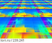 Купить «Разноцветный фон», иллюстрация № 239241 (c) ElenArt / Фотобанк Лори