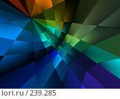 Купить «Игра цвета», иллюстрация № 239285 (c) ElenArt / Фотобанк Лори