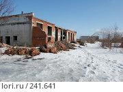 Руины. Стоковое фото, фотограф Шемякин Евгений / Фотобанк Лори