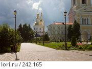 Купить «Серафимо-Дивеевский монастырь, Казанский храм», фото № 242165, снято 26 июля 2007 г. (c) Инга Лексина / Фотобанк Лори