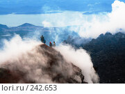 Купить «Камчатка. На вершине Авачинского вулкана.», фото № 242653, снято 16 октября 2018 г. (c) Николай Коржов / Фотобанк Лори